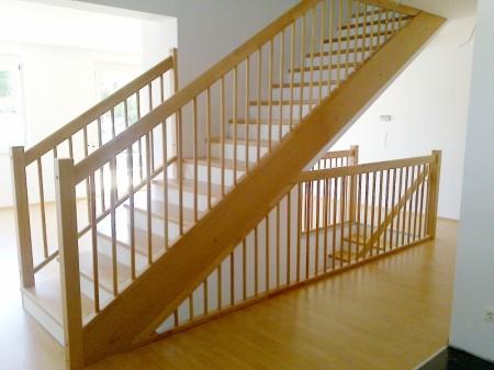 Stiegen, Treppen, Geländer, Tischler